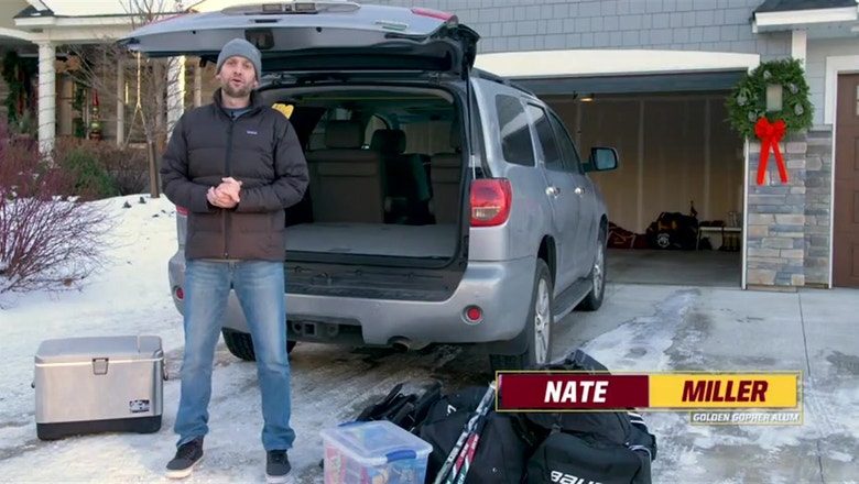 Hockey How To presented by Great Clips: Packing for a hockey trip