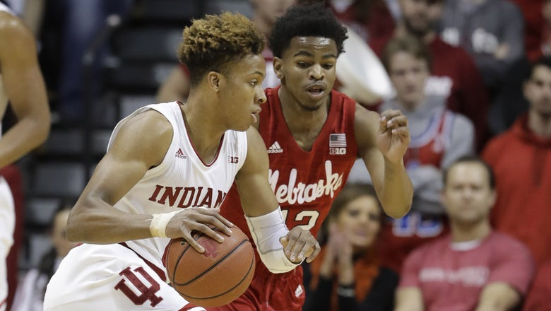 No. 25 Hoosiers' losing streak stretches to three games after 66-51 loss to Nebraska