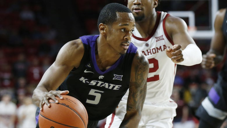 Brown and Wade combine for 45 points in K-State's 74-61 win over No. 20 Oklahoma