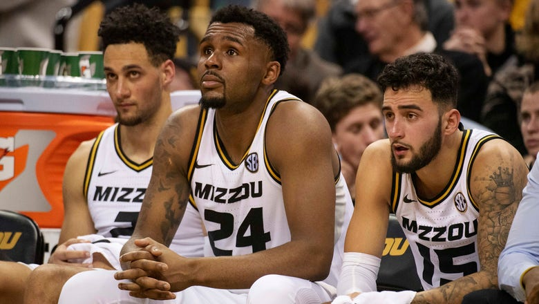 Mizzou handily defeated by Tennessee in SEC opener