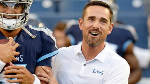 Matt LaFleur, Packers head coach (➡ EVEN)
