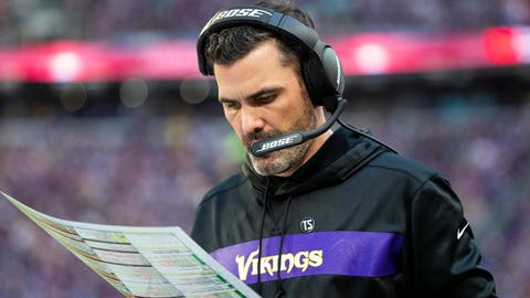 Vikings to name Kevin Stefanski offensive coordiantor