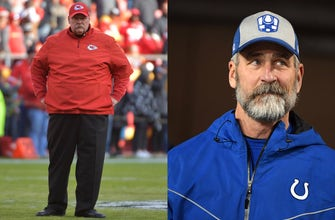 Chiefs believe they're due in a playoff history dominated by Colts
