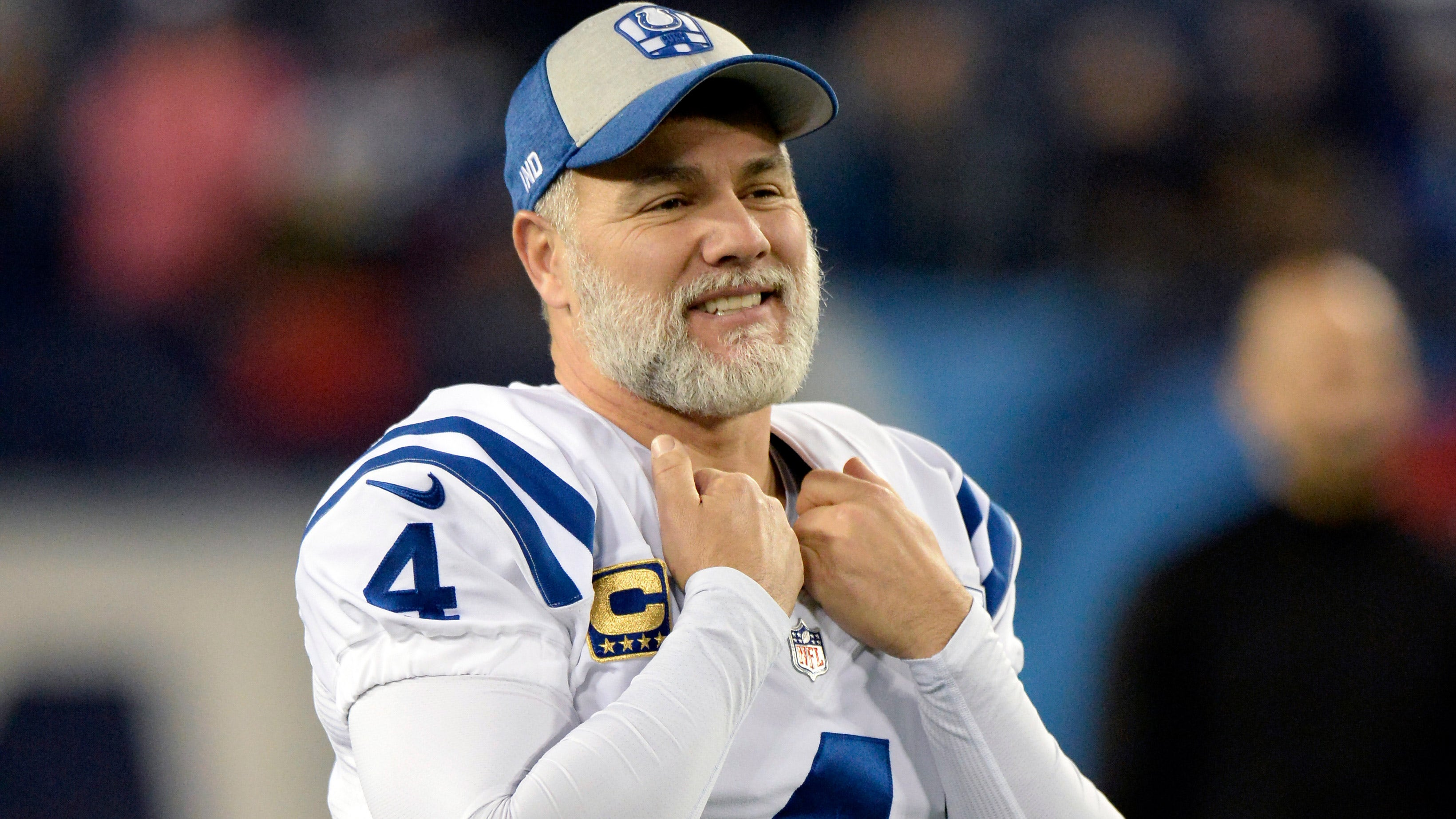 Colts Kicker Vinatieri Begins Quest For Fifth Super Bowl Crown Fox Sports
