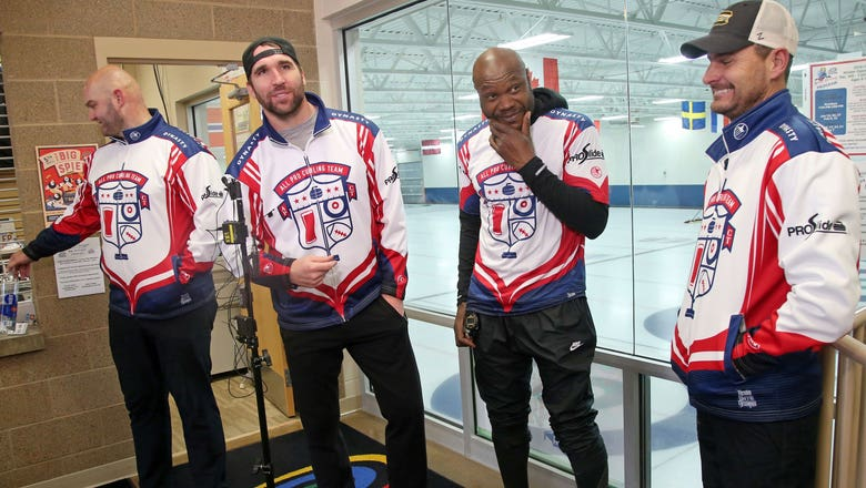 Ex-Ram Marc Bulger has a competitive itch to scratch -- and an Olympic curling berth just might do it