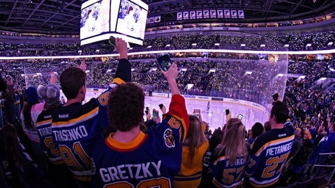 It's official! St. Louis will host 2020 NHL All-Star Game