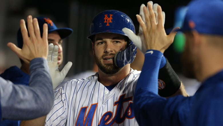 Indians trade for Mets catcher Plawecki