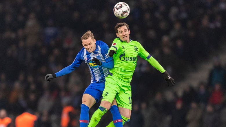Hertha BSC Berlin vs. FC Schalke 04 | 2019 Bundesliga Highlights