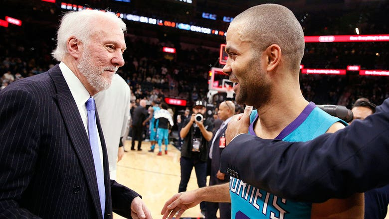 Hornets LIVE To Go: Hornets beat Spurs in Tony Parker's return to San Antonio