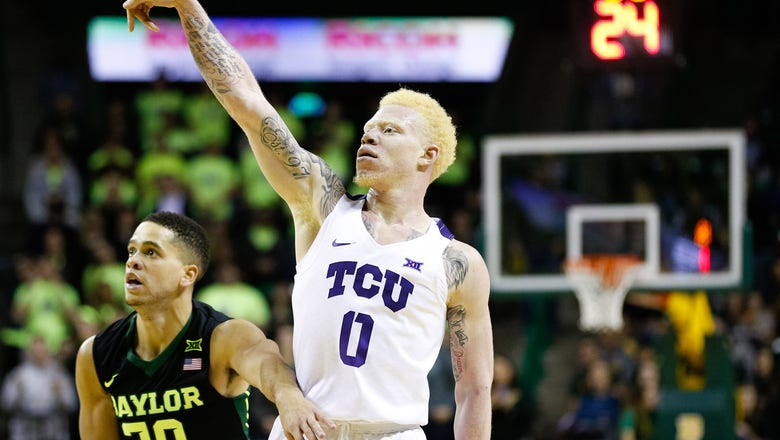 TCU junior guard Fisher out for season and leaving program