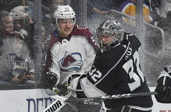 PREVIEW: LA Kings look to slide past Avalanche, win back-to-back (FOX Sports West, 11:30a)