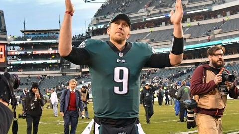 8. Philadelphia Eagles