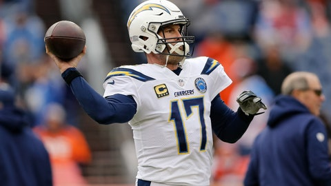 6. Los Angeles Chargers