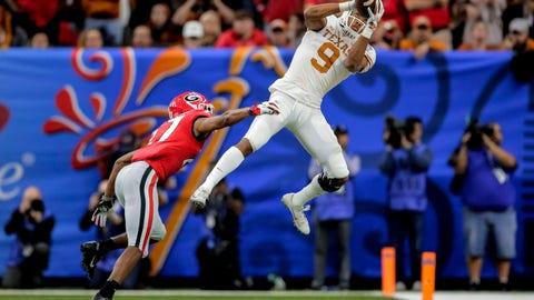 NCAA Football: Sugar Bowl-Georgia vs Texas