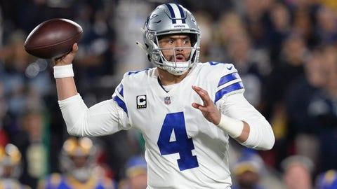 NFL: NFC Divisional Playoff-Dallas Cowboys at Los Angeles Rams
