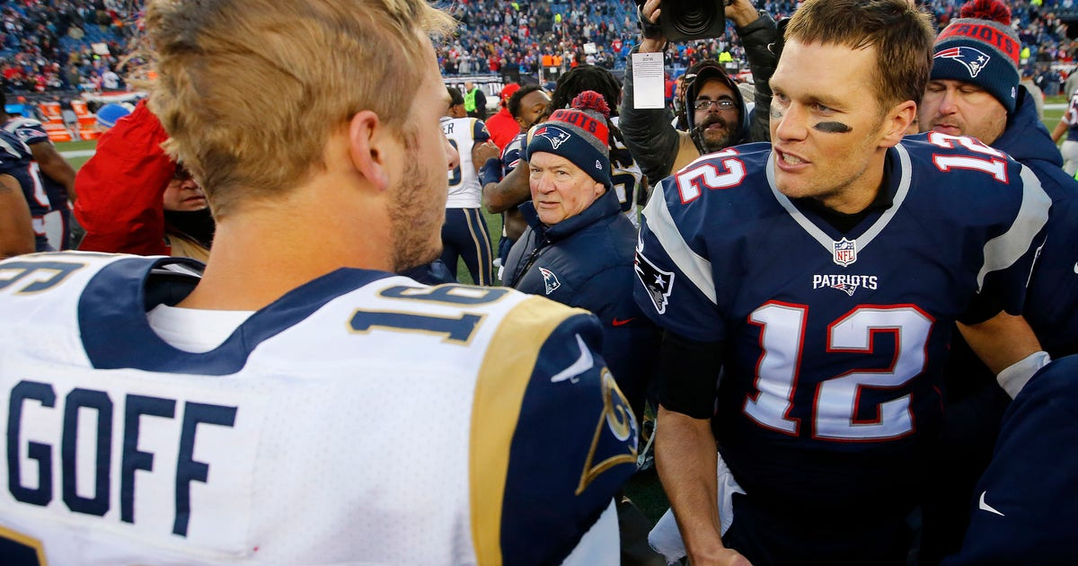 Rams-Patriots Super Bowl is a matchup truly worth Best Picture  consideration  35a638f0b