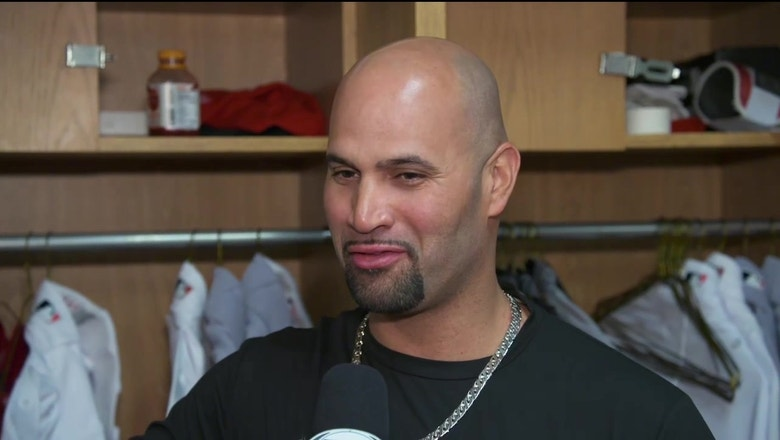 Angels Spring Training Report: Albert Pujols is ready for 2019