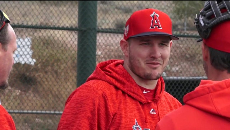 Angels Spring Training Report: Mr. Mike Trout!
