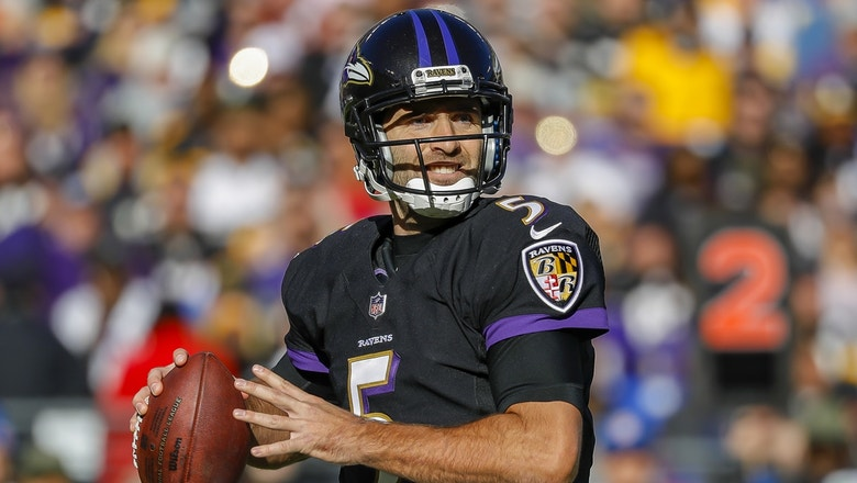 'It's a terrible move you didn't have to make': Nick Wright reacts to the Broncos trade for Joe Flacco