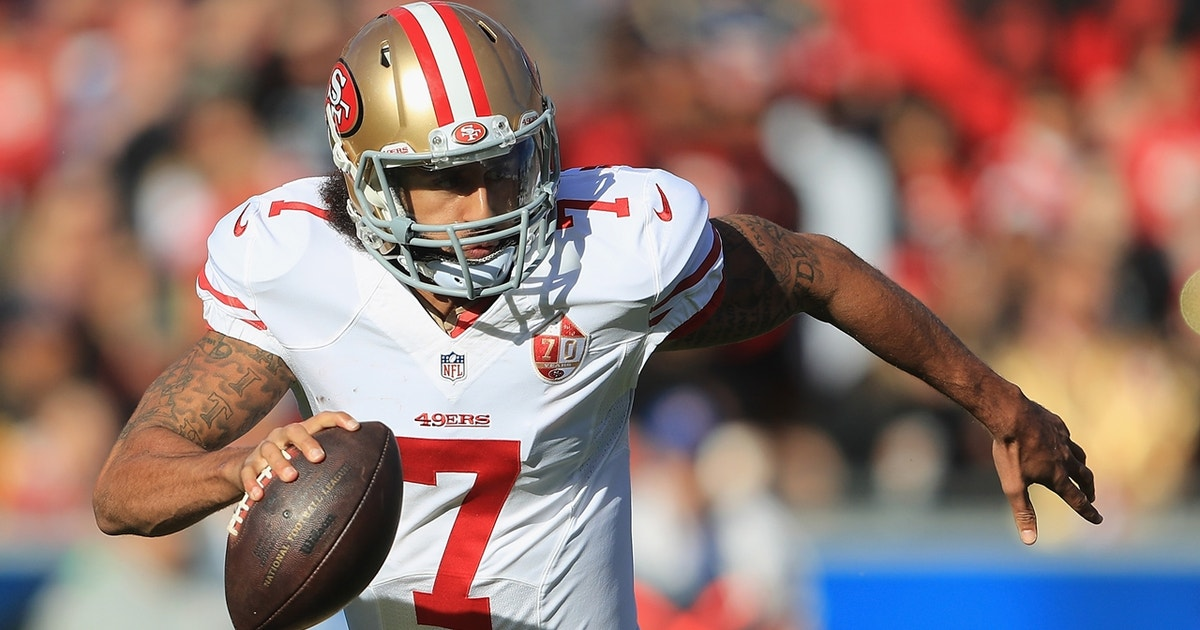 Cris Carter wouldn't be surprised if the Patriots sign Colin Kaepernick to succeed Tom Brady