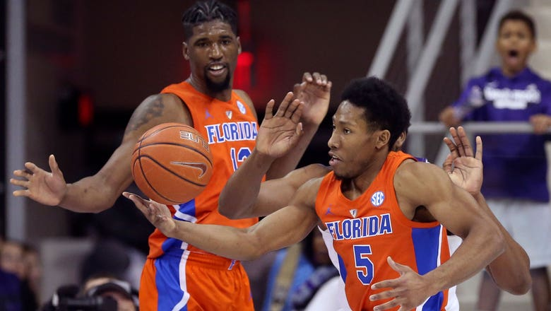KeVaughn Allen drops 21 points, Florida upsets No. 13 LSU on road in OT