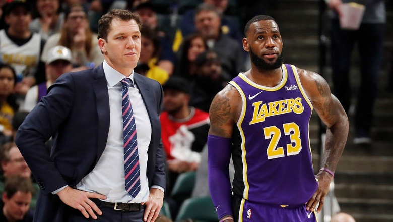 40c83b8ad3b Nick Wright lists 3 reasons why the Los Angeles Lakers are struggling | FOX  Sports