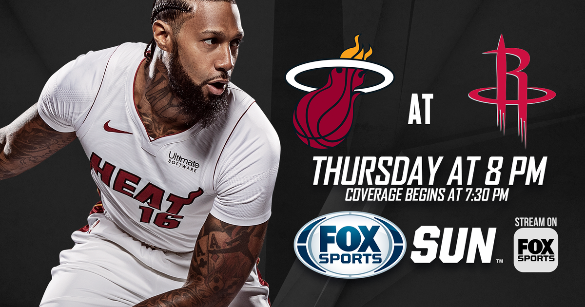 3e28571af51 Miami Heat at Houston Rockets game preview
