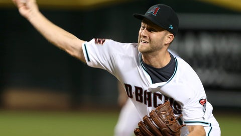 <p>               FILE - In this Friday, Sept. 7, 2018 file photo, Arizona Diamondbacks closer Brad Boxberger throws against the Atlanta Braves during the ninth inning of a baseball game in Phoenix. A person familiar with the deal tells The Associated Press the Kansas City Royals have agreed to a $2.2 million, one-year deal with reliever Brad Boxberger. The person spoke on condition of anonymity Wednesday, Feb. 6, 2019 because the agreement was pending a successful physical. (AP Photo/Ralph Freso, File)             </p>