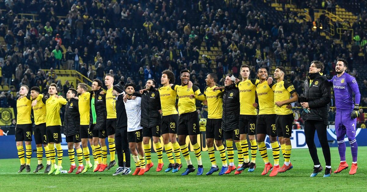 Dortmund beats Leverkusen to get back on track in Bundesliga | FOX Sports