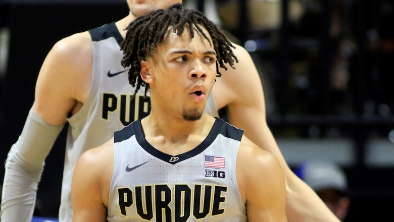 No. 12 Purdue cruises past Penn State behind Carsen Edwards 21 point performance