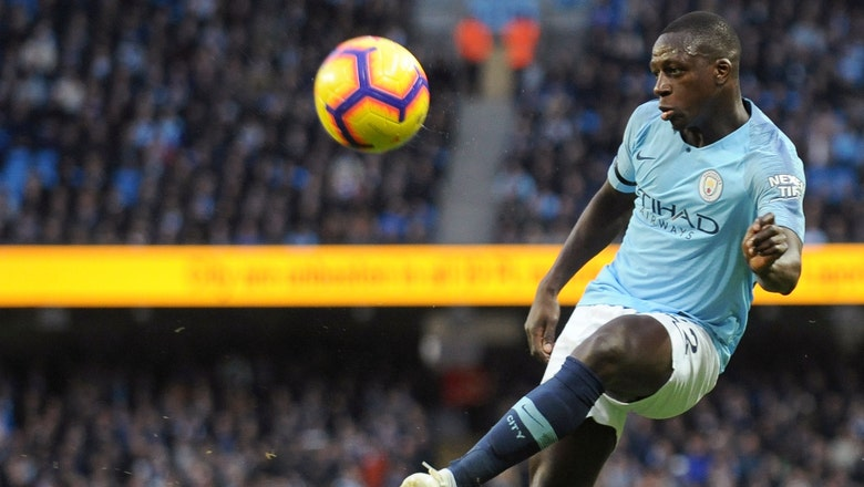 Man City coach Guardiola confused over Mendy's whereabouts