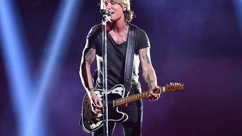 <p>               FILE - In this Nov. 14, 2018, file photo, Country music star Keith Urban performs at the 52nd annual CMA Awards at Bridgestone Arena in Nashville, Tenn. Urban will perform at the NHL's Stadium Series outdoor game in Philadelphia between the Penguins and Flyers on Feb. 23. (Photo by Charles Sykes/Invision/AP, File)             </p>
