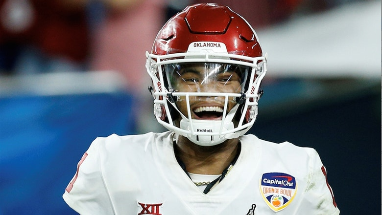 Rob Parker  Kyler Murray is making a  colossal mistake  choosing the NFL  over baseball  089622a9a