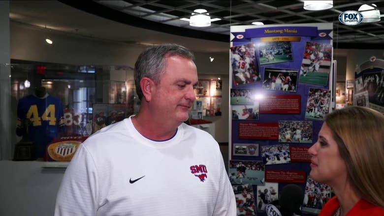 Sonny Dykes on SMU Class | Southwest Signing Day