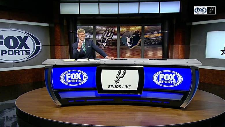 Spurs got hot from the 3-point line, edge Grizzlies 108-107 | Spurs Live