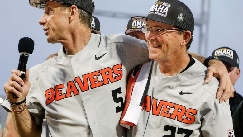 No pressure? Bailey's job is to keep champion Beavers on top
