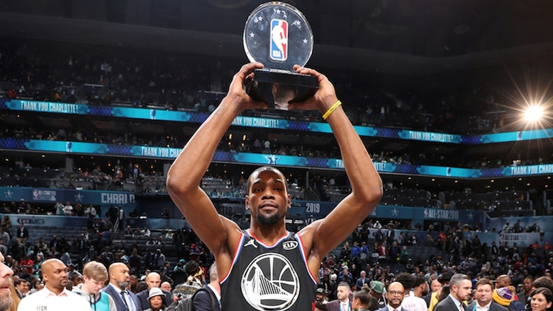 Skip Bayless credits Kevin Durant for All-Star Game win: 'He is the best player on the planet'