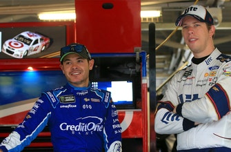 Brad Keselowski on Kyle Larson: 'If I owned a Cup team tomorrow, I'd hire him'