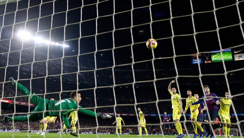 Villarreal victory drought goes on after draw at Valladolid
