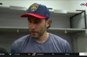 Roberto Luongo: 'We got a little bit of our swagger back'