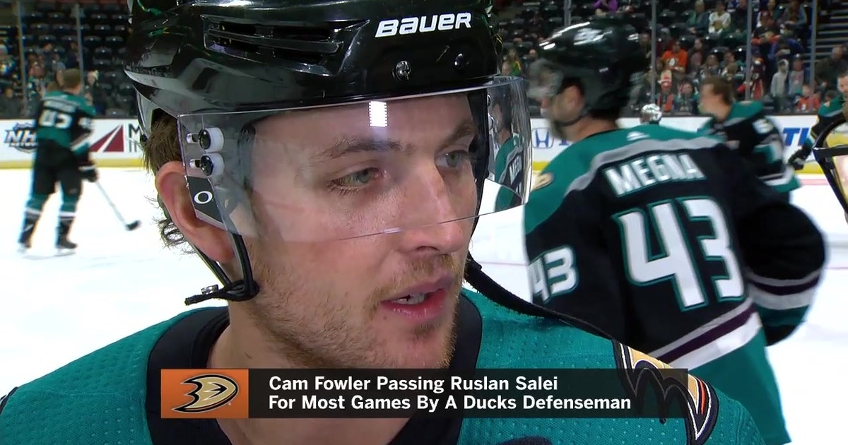 """91163a0f4 Cam Fowler: 'We have to start trusting each other a little bit more"""" 