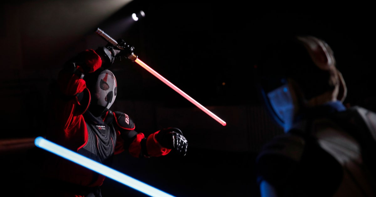 Fencing body 'interested' in France's embrace of lightsaber | FOX Sports
