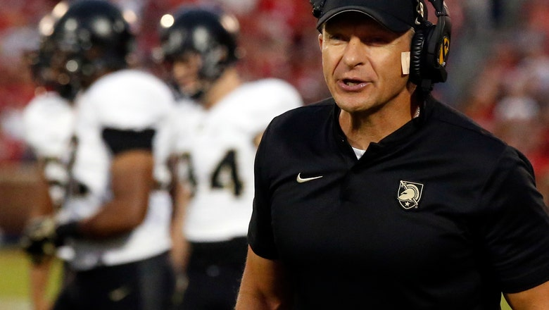 Army's Jeff Monken still facing same recruiting challenges