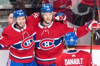 Drouin scores in OT, Canadiens hand Oilers 5th straight loss