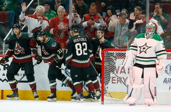 Galchenyuk's 2 goals help Coyotes end losing streak