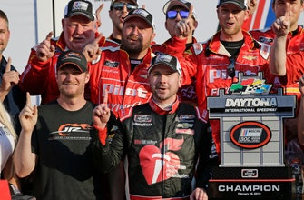 "The Latest: Dale Jr. wants more ""odd jobs"" at Daytona 500"