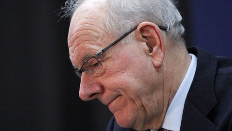 <p>               FILE - In this Feb. 23, 2019, file photo, Syracuse coach Jim Boeheim speaks at a news conference after the team's NCAA college basketball game against Duke, in Syracuse, N.Y. A New Yorker who was fatally struck by a vehicle driven by Syracuse University's basketball coach is being remembered as family man who loved life. A funeral will be held on Thursday evening, Feb. 28 for Jorge Jimenez. Police say Coach Jim Boeheim accidentally struck Jimenez on Feb. 20 while trying to avoid a disabled vehicle. (AP Photo/Nick Lisi, File)             </p>