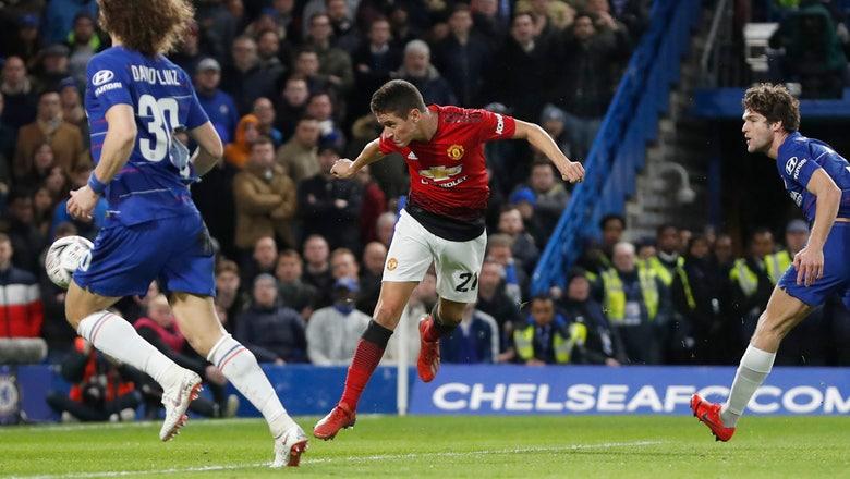 Man United defeats Chelsea, advances to FA Cup quarterfinals