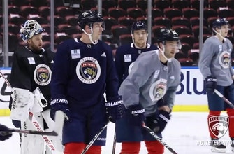 Panthers on plans to boost offense by crashing net, attacking O-Zone with strong forecheck
