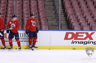 Florida Panthers Morning Skate Report: Cats looking to rebound against Stars